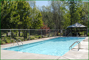 Bass Lake Campground Outdoor Pool
